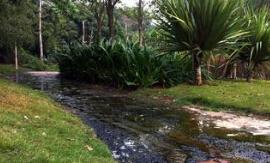 玻璃港化粪池(地埋式污水处理设施)